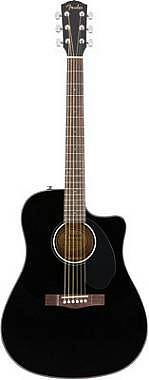 Fender CD60SCE-NERA E NATURAL