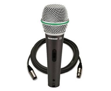 Samson q6 Microfono dinamico super cardioide.