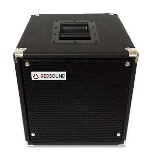 "Red Sound RSB-110LIVE CASSA PER BASSO  1x10"" RMS 300 W"