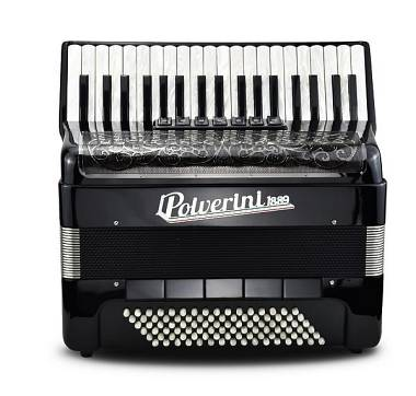 L. Polverini 1889 Fisarmonica Accordion Mini 96 37/96