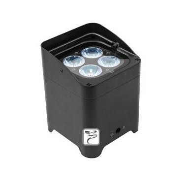 PAR LED WIRELESS A BATTERIA 4x15W Soul of Sound