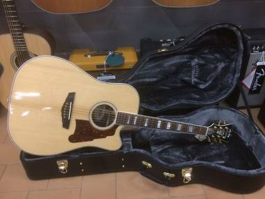 D'Angelico Guitars EXD500 Excel Bowery Chitarra Acustica amplificata + Case