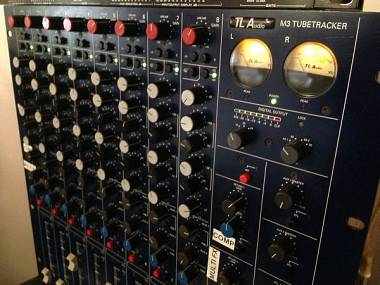 TL Audio M 3 Mixer Valvolare
