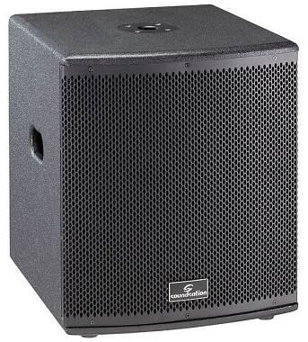 Subwoofer attivo da 900 Watt Soundsation Hyper Bass 12A