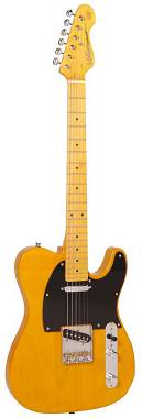 VINTAGE V52 TELECASTER REISSUE BUTTERSCOTCH BLONDE