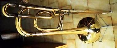 Trombone basso Conn 71 H