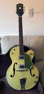 Gretsch Guitars Gretsch double anniversary 1964