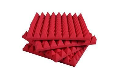 Pannello Fonoassorbente Piramidale 6cm D35 - Correzione Acustica