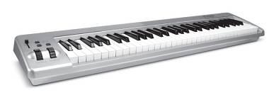 Master keyboard M Audio Keystation 61es