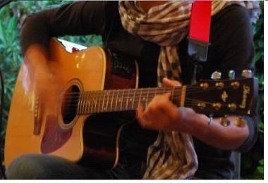 Chitarra acustica manico slim C (mic+piezo)