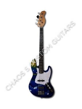Basso elettrico Jazz custom