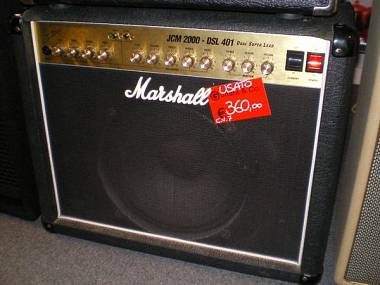 Marshall DSL401 40watt