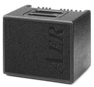 "AER COMPACT 60/4 BLACK  60w 8"" 2 CH"