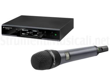 Sennheiser Ew D1 935 Vocal Set - Sistema Microfonico Palmare Cardioide Wireless Per Voce