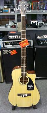 Fender CB-100CE Basso acustico