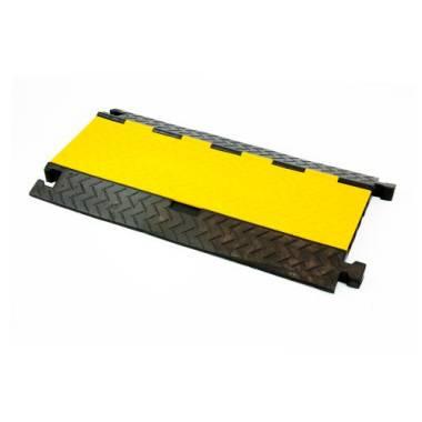 Pedana proteggi cavo Passacavo a 5 canali Dimensioni: 800 x 450 x 50 mm SP 105 Master Audio