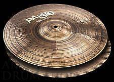 Paiste new 900 Series Sound Edge Hi Hat 14 Charleston , Spedizione Omaggio