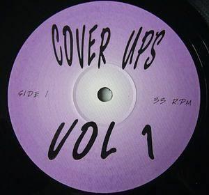Joey Musaphia....Cover Ups Vol 1    VINILE COME NUOVO