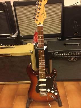 Fender stratocaster mexico
