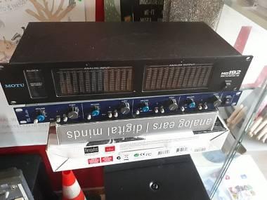 Motu HD192 Motu PCI-e 424