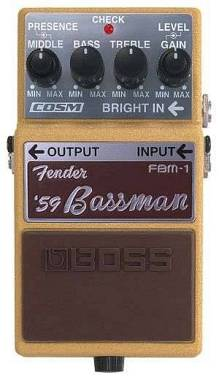Boss FBM 1 FENDER '59 BASSMAN