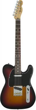 Fender - Telecaster American Special 3 Color Sunburst w/Bag