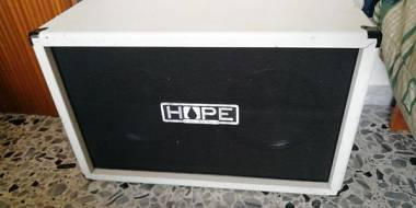 Cassa cabinet 2x12 - Hope Custom Lab - Bianca - 240w |