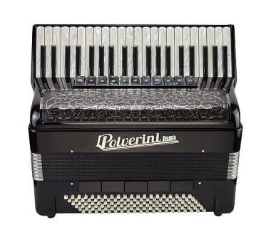 L. Polverini 1889 Fisarmonica Accordion Mini 120 41/120