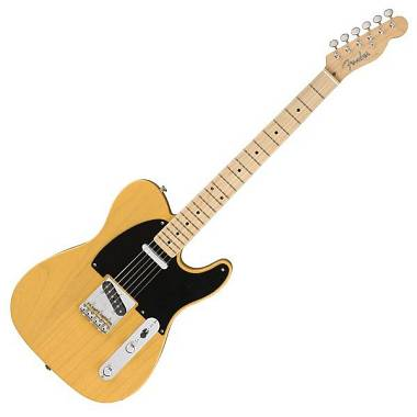 Fender American Original '50s Telecaster MN - Butterscotch Blonde