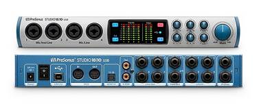 Presonus Studio 1810  USB 2.0 audio interface 18 x 8