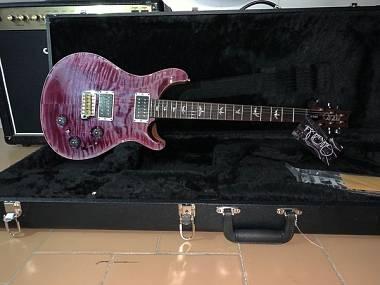 Paul Reed Smith PRS Custom 22 Piezo Violet 85/81 Pattern