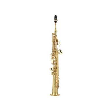 Sax Sassofono Soprano Selmer Serie Iii Laccato