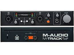 M Audio M-TRACK PLUS MKII