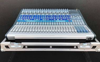 FLIGHT CASE PER MIXER PRESONUS 24.4.2