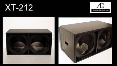 Audio Definition XT-212