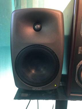 Genelec 8250A + GLM 1.5  Come nuove
