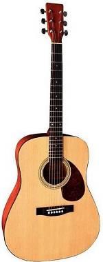 Vgs Guitars Chitarra acustica VGS D1 Natural. Spedita Gratis