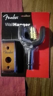 Fender Wall hanger - supporto per muro chitarra/basso