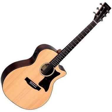 Sigma Guitars Acustica Elettrificata GRC-1STE - GRAND OM. Spedita Gratis
