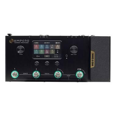Hotone Ampero Modeler e Multieffetto con interfaccia USB per chitarra