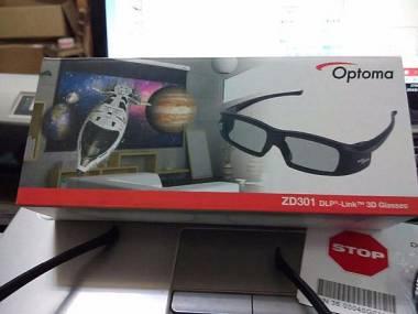 piuttosto fico molti stili nuovo stile di vita OCCHIALI 3D OPTOMA ZD 301 PROMO € 50 PREZZO DI VENDITA € 98,00 ...