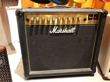 Marshall Jcm 900 Hi Gain Dual Reverb 100 Watt