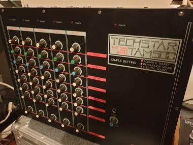 Tama techstar 500 drum machine modulo batteria elettronica