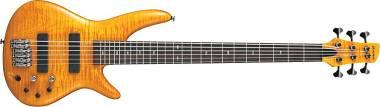 Ibanez - GVB1006-AM - J.Custom - 6 corde - ambra - c/astuccio