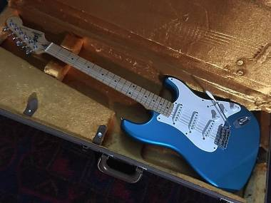 Fender Stratocaster vintage Reissue '57  Japan con Emerson Custom ST Blender