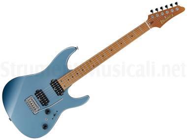 Ibanez Az2402 Icm Ice Blue Metallic - Chitarra Elettrica Ice Blue Metallic
