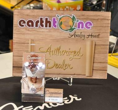 Earthtone Cappuccino - BOOST VALVOLARE