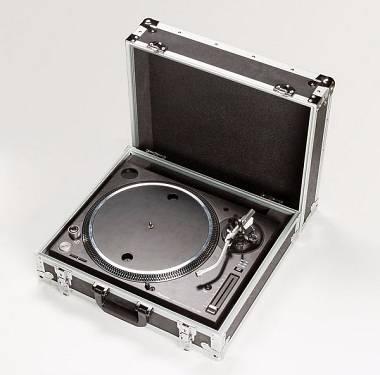 FLIGHT CASE per giradischi DJ Pioneer plx-1000 STANTON DUAL TECHNICS - AMABILIA