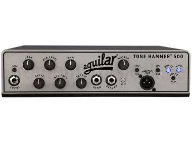 Aguilar Tone Hammer 500 - Testata Per Basso 500w