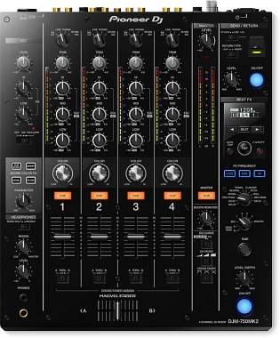 Pioneer DJM 750 MKII